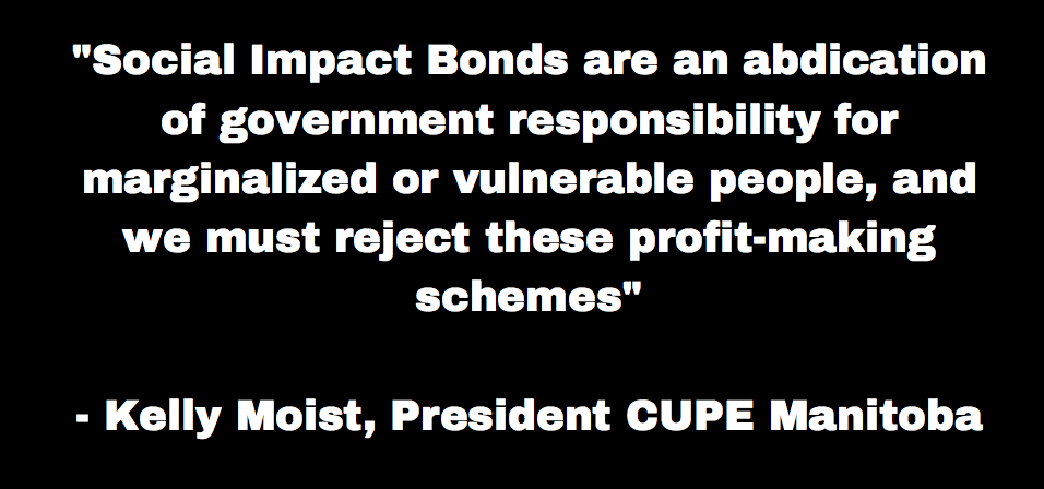Social Impact Bonds Quote